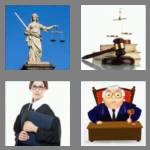 4 pics 1 word 7 letters justice