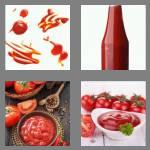 4 pics 1 word 7 letters ketchup
