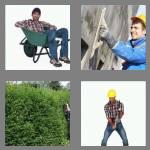 4 pics 1 word 7 letters laborer