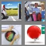 4 pics 1 word 7 letters loading