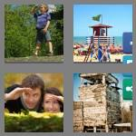 4 pics 1 word 7 letters lookout