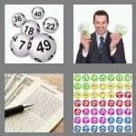 4 pics 1 word 7 letters lottery