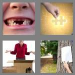4 pics 1 word 7 letters missing