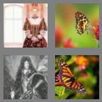 4 pics 1 word 7 letters monarch