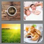 4 pics 1 word 7 letters morning