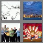 4 pics 1 word 7 letters musical