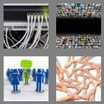 4 pics 1 word 7 letters network