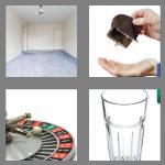 4 pics 1 word 7 letters nothing