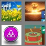 4 pics 1 word 7 letters nuclear