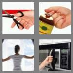 4 pics 1 word 7 letters opening