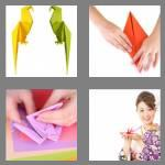 4 pics 1 word 7 letters origami