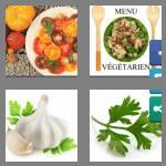 4 pics 1 word 7 letters parsley