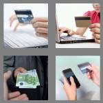 4 pics 1 word 7 letters payment