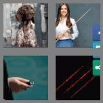 4 pics 1 word 7 letters pointer