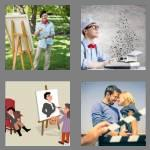 4 pics 1 word 7 letters portray