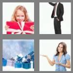 4 pics 1 word 7 letters present