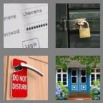4 pics 1 word 7 letters privacy