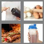 4 pics 1 word 7 letters protein