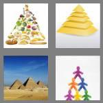 4 pics 1 word 7 letters pyramid