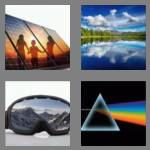 4 pics 1 word 7 letters reflect