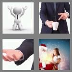 4 pics 1 word 7 letters request
