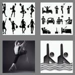 4 pics 1 word 7 letters routine