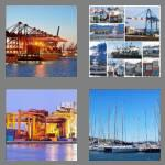 4 pics 1 word 7 letters seaport