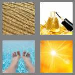 4 pics 1 word 7 letters shimmer