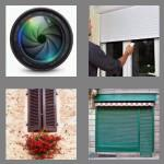 4 pics 1 word 7 letters shutter