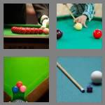 4 pics 1 word 7 letters snooker