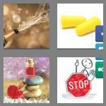 4 pics 1 word 7 letters stopper