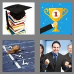 4 pics 1 word 7 letters succeed