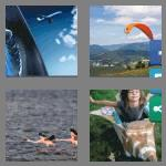 4 pics 1 word 7 letters takeoff