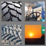 4 pics 1 word 7 letters tractor