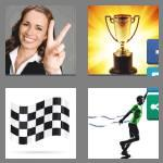 4 pics 1 word 7 letters victory