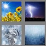 4 pics 1 word 7 letters weather