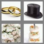 4 pics 1 word 7 letters wedding