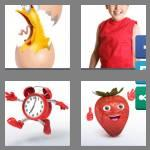 4 pics 1 word 8 letters animated
