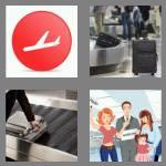 4 pics 1 word 8 letters arrivals