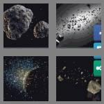 4 pics 1 word 8 letters asteroid