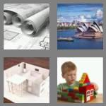4 pics 1 word 8 letters building