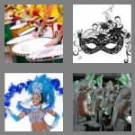 4 pics 1 word 8 letters carnival