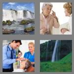 4 pics 1 word 8 letters cataract