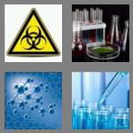 4 pics 1 word 8 letters chemical