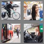 4 pics 1 word 8 letters commuter