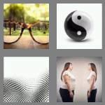 4 pics 1 word 8 letters contrast