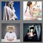 4 pics 1 word 8 letters creative
