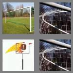 4 pics 1 word 8 letters crossbar