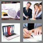 4 pics 1 word 8 letters document