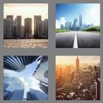 4 pics 1 word 8 letters downtown